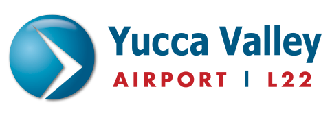 Yucca Valley Airport L22 Logo